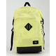 VANS Fend Roll Top Sunny Lime Backpack