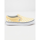 VANS Checkerboard Classic Slip-On Pineapple Kids Shoes