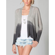 FULL TILT Dip Dye Womens Cardigan
