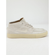NIKE SB Zoom Janoski Mid Crafted Light Cream & Gold Beige Shoes