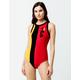 FILA Dahlia Womens Bodysuit