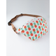 Pineapple Canvas Fanny Pack
