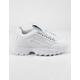 FILA Disruptor 2 Premium White Womens Shoes