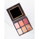 BH COSMETICS 6 Colors Blushing In Bali Blush & Highlighter Palette