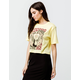 FULL TILT Voodoo Womens Crop Tee