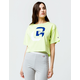 CHAMPION Shadow C Womens Crop Tee