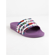 ADIDAS Adilette Purple Womens Sandals