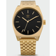 ADIDAS Process_M1 Gold & Black Sunray Watch