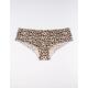 FULL TILT Laser Cut Cheetah Panties