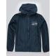 SALTY CREW Frenzy Mens Windbreaker Jacket