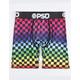 PSD Rainbow Checkers Mens Boxer Breifs