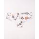FULL TILT Animal & Floral Laser Cut Boyshorts