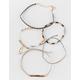 FULL TILT 5 Pack Leaf & Hope Bracelets