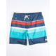 REEF Simple Swimmer Mens Boardshorts