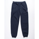 CHAMPION Heritage Navy Boys Jogger Pants