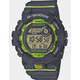 G-SHOCK GBD-800-8 Black & Green Watch
