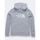THE NORTH FACE Half Dome Heather Gray Mens Hoodie