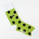 TRUKFIT Polka Dot Mens Crew Socks