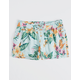 DISNEY x ROXY Rainbow Shower Girls Shorts