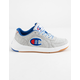 CHAMPION Super C Court Low 100 Oxford Gray Boys Shoes