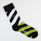 TRUKFIT Stripe Mens Crew Socks