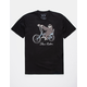 RIOT SOCIETY Slow Rider Mens T-Shirt