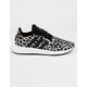 ADIDAS Swift Run Black & White Womens Shoes