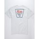 BRIXTON Portero Heather Mens T-Shirt