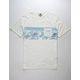 VISSLA Lucid Dream Mens Pocket Tee