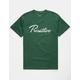 PRIMITIVE Hudson Script Mens T-Shirt