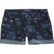 VIGOSS Floral Girls Denim Shorts