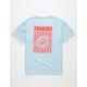 NEON RIOT Kanji Sunburst Boys T-Shirt