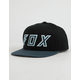 FOX Possessed Boys Snapback Hat