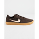 NIKE SB Team Classic Baroque Brown & Washed Coral Shoes