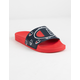 CHAMPION IPO Repeat C Red Boys Sandals
