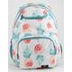 ROXY Shadow Swell Marshmallow Big Pineapple Backpack