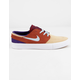 NIKE SB Zoom Janoski RM Desert Ore & Armory Blue Mens Shoes
