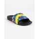VANS Tie Dye Mysterioso & True White Slide-On Mens Sandals