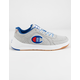 CHAMPION Super C Court Low 100 Oxford Gray Mens Shoes