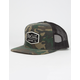 RIP CURL Station Camo Mens Trucker Hat
