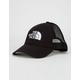 THE NORTH FACE Mudder Black White Mens Trucker Hat