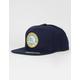 SALTY CREW Streamer Navy Mens Snapback Hat