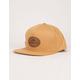 RVCA Serpent Tan Mens Snapback Hat