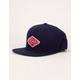 RVCA Script Mens Snapback Hat