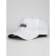 ADIDAS Stacked Forum White Mens Strapback Hat