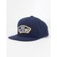 VANS Classic Patch Blue Mens Snapback Hat