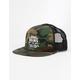 VANS Galer Camo Mens Trucker Hat