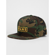 VANS Easy Box Camo Mens Snapback Hat