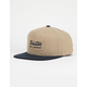 BRIXTON Jolt Blue Mens Snapback Hat