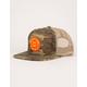 BRIXTON Oath III Camo Mens Trucker Hat